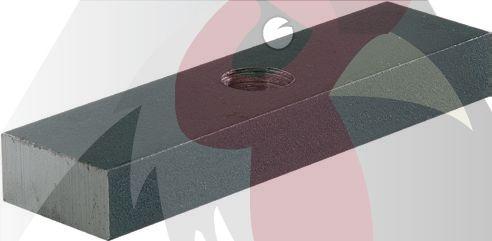 30X28X2mm Ray İçin Kapı Yükseklik Ayar Laması