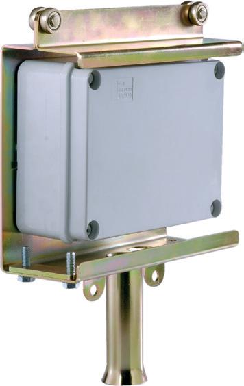 30x28x2mm Ray İçin Tavan Vinci Elektrik Kutusu Taşıyıcı
