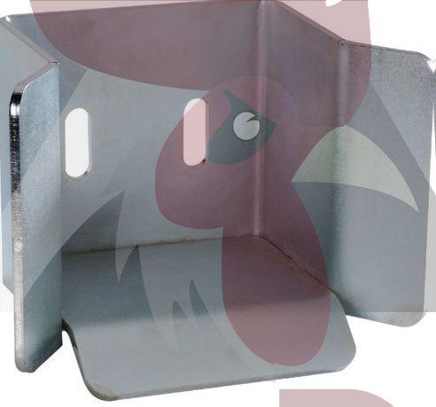 Mini Seri 48,5x44x3mm Ray için Alt Karşılama Rampası