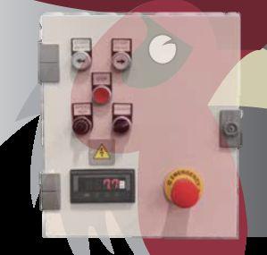 Konveyör Sistemi İçin Elektrik Kumanda Panosu